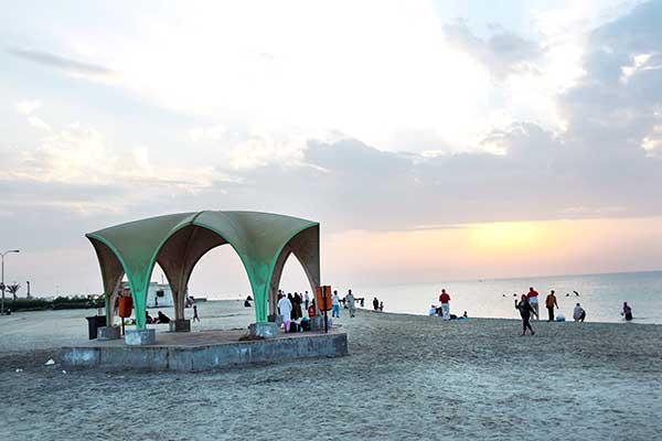 jazair beach