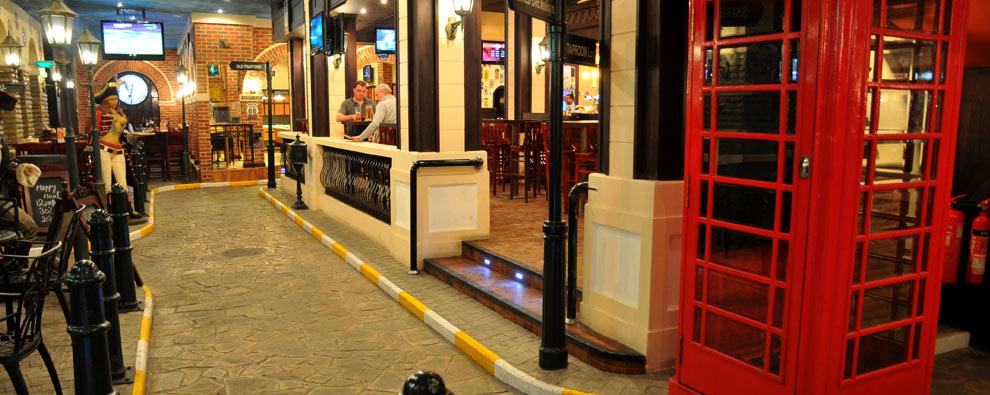 Warbler Pub