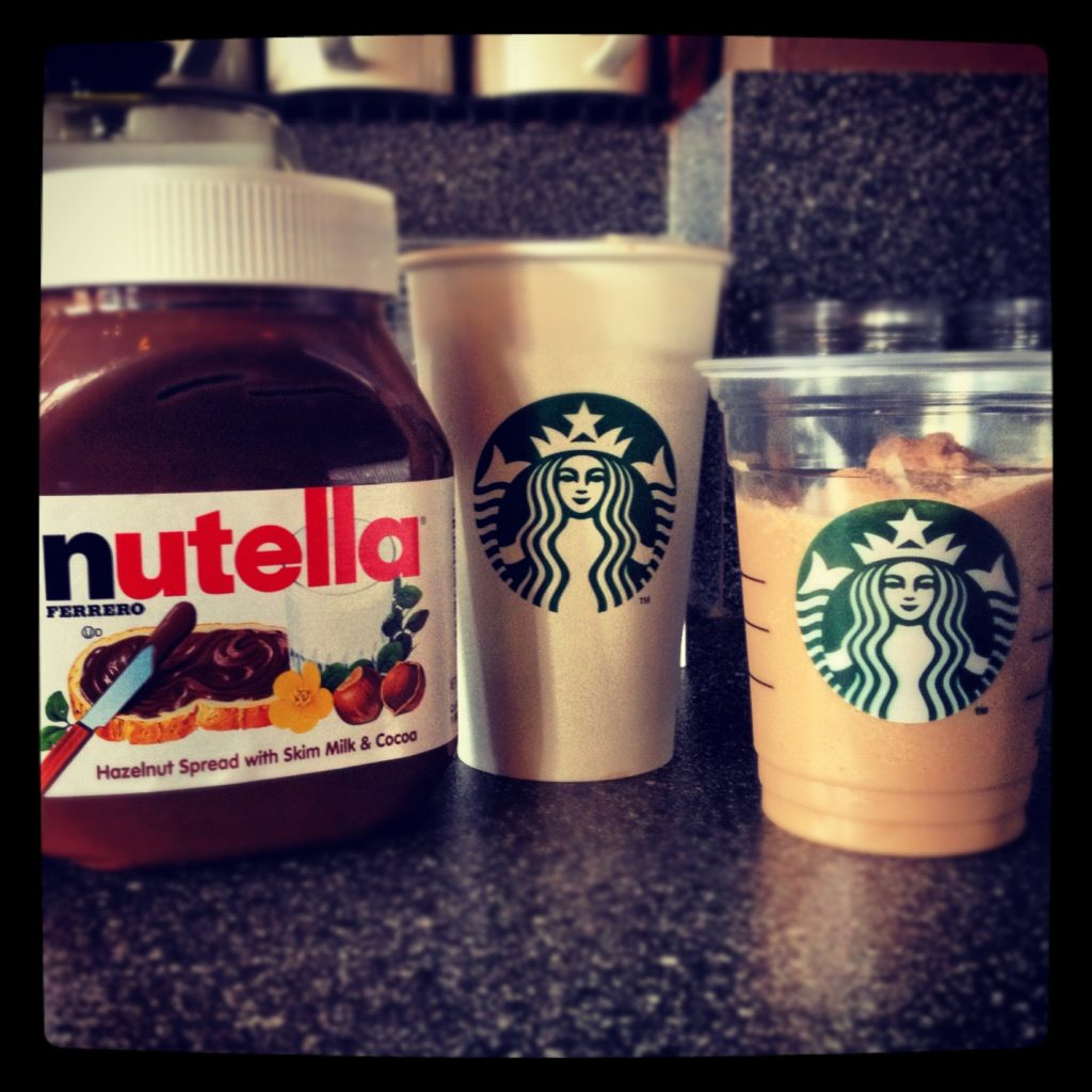 nutella-drink