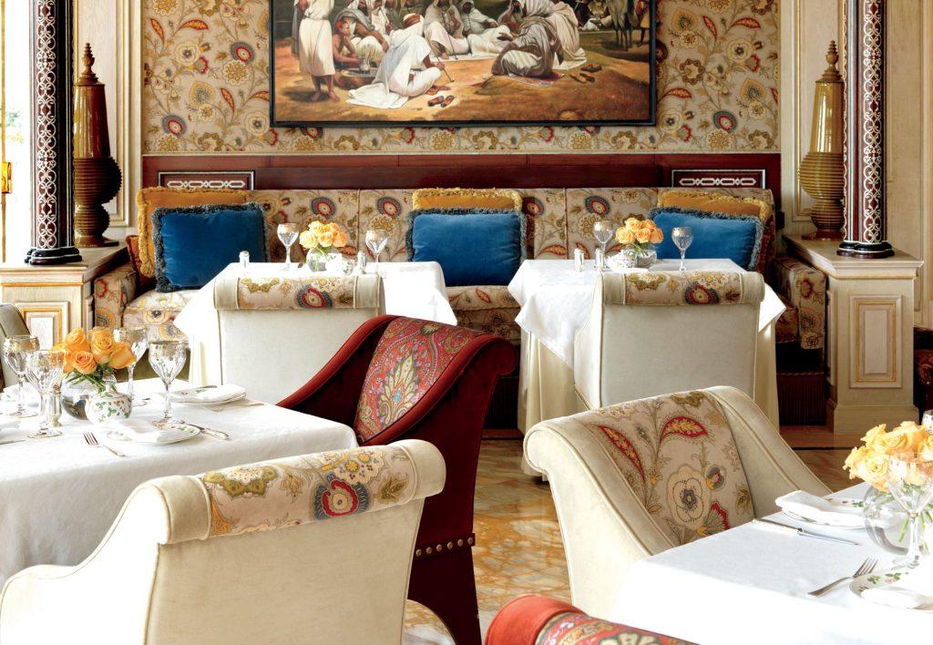 ritz gourmet lounge