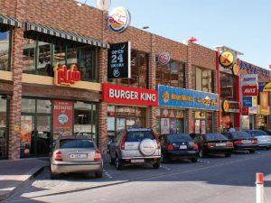 Where to eat in Juffair