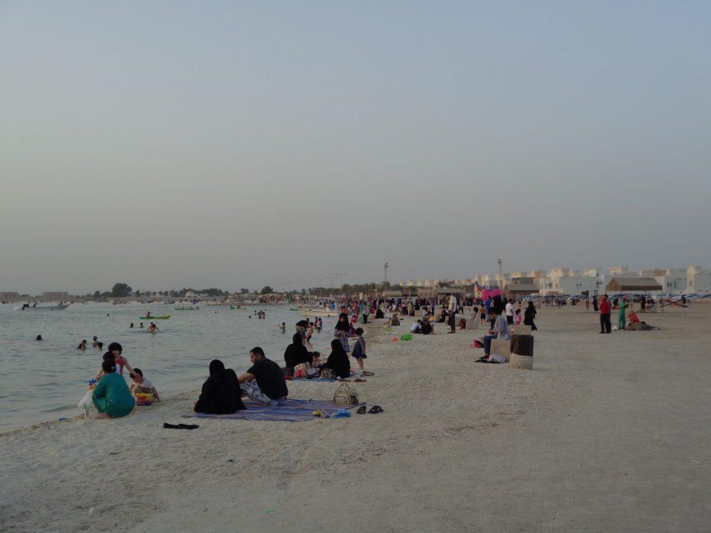 al malkiyah beach