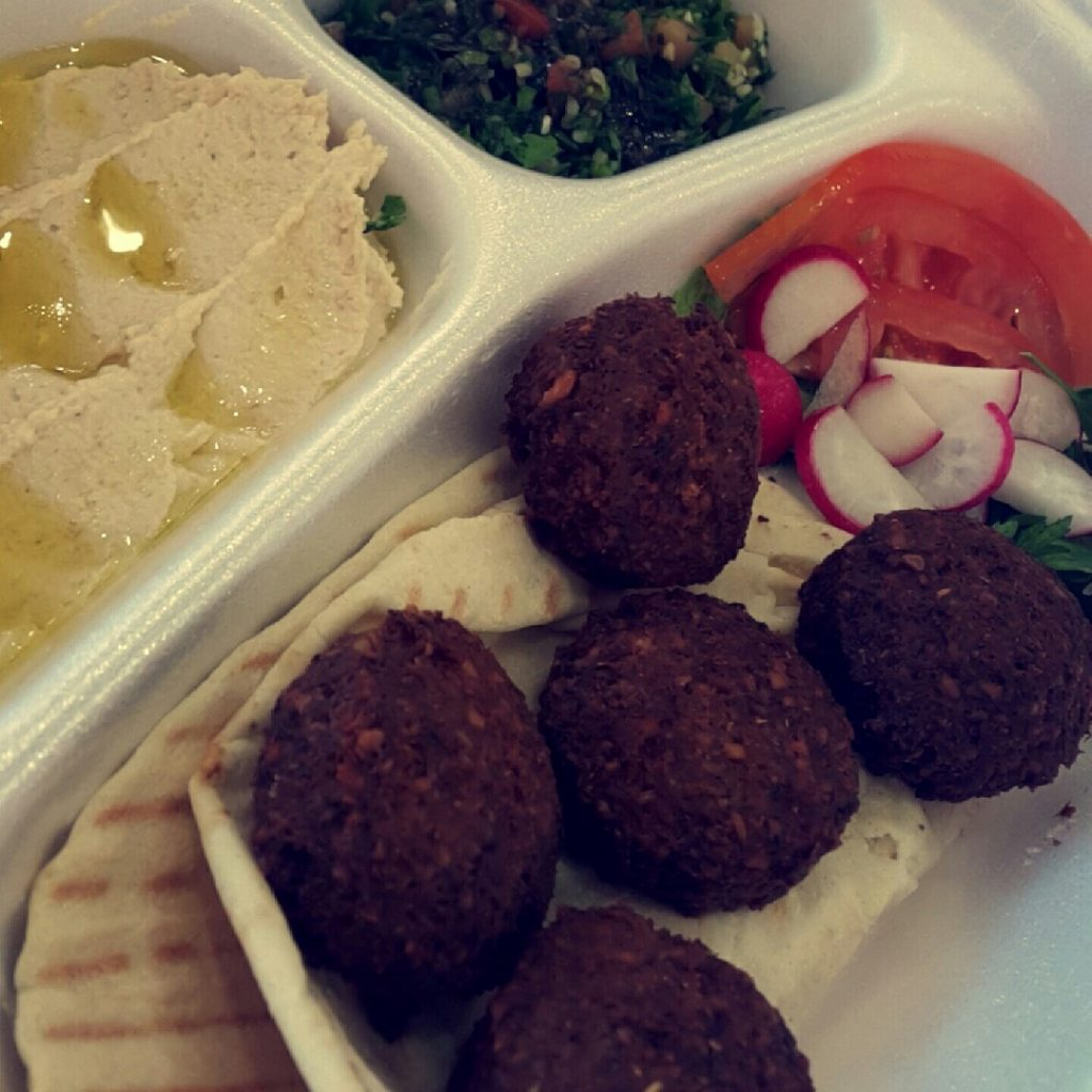 just felafel